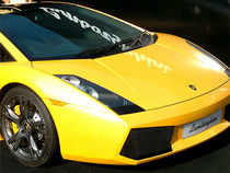 Italian super-luxury car maker Automobili Lamborghini today introduced its exclusive range of branded merchandise in the Indian market
