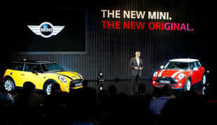 BMW to drive in new iconic compact car Mini Cooper into India soon