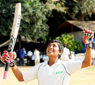 Sports management firms bat for young cricket talents like Prithvi Shaw