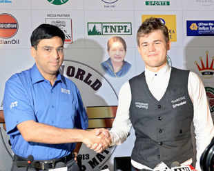 Magnus Carlsen's the champ, but Viswanathan Anand still has a champion's calendar