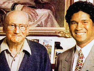 Sir Don Bradman-Sachin Tendulkar: 65 Years apart, the legacy of two legends