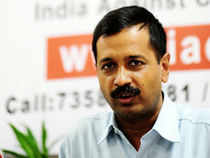 """""""I am told Rs 1,400 crore has been distributed to a few media houses. Who are these media houses? Any guesses?"""" Kejriwal said on twitter.com."""