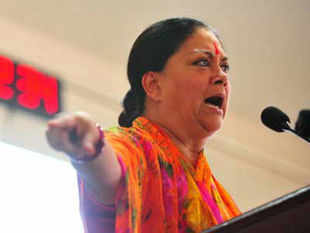 BJP enthusiasts say don't ignore the Modi factor. If there's a Modi factor, it will be complimentary to the bigger factor Raje's personal appeal.