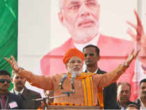 Narendra Modi has surprisingly emerged as the favourite candidate for many across the border who want peace and trade with India.