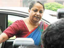 Foreign Secretary Sujatha Singh arrives here over the weekend to hold wide range of bilateral, regional and global consultations with top American officials.