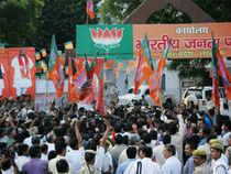 The BJP has won for the third successive time in Madhya Pradesh, triumphed in Rajasthan, delivered a solid show in Chhattisgarh.