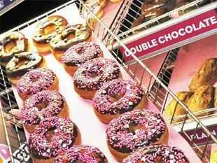 Dunkin' has launched yam patties, bagel buns, mutton and corn burgers, and a revamped coffee range should be in stores next month.