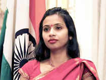 The ministry had secured a day earlier the release of Deputy Consul General Khobragade, 39, the first Indian diplomat to be arrested in the US.