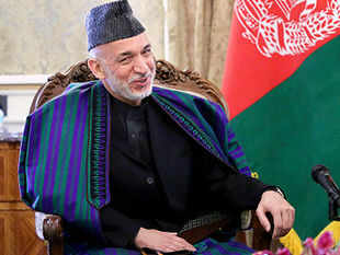 Emphasising on the abundant mineral and natural resources in Afghanistan, Karzai said his country was among the few with the richest rare earth material, including lithium, gas and oil.