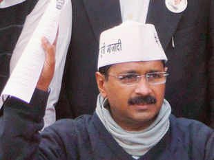 Arvind Kejriwal today claimed somebody had faked his micro-blogging site and was posting comments against anti-graft activist Anna Hazare.