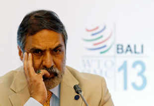 Developing countries forced US, EU to cede ground in WTO talks: Anand Sharma