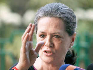 "Sonia also blamed lack of a ""sense of discipline and unity"" among the reasons for the party's defeat in the four states."