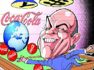 Kent has championed women's empowerment to such an extent that today nearly 30 per cent of Coca-Cola's senior leadership are women.