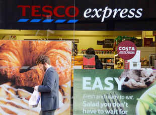Tatas may have prodded Tesco to decide on India