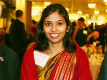 About 1,200 regular and contract workers participated in the strike demanding that the Obama administration immediately withdraw cases against Devyani.