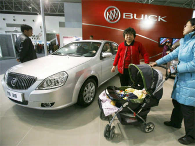 China jv of general motors recalls 1 4 million cars for General motors car recalls