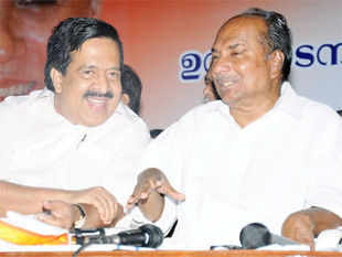 Over the years, the party in the state has been divided between factions, which at first owed allegiance to K. Karunakaran and A.K. Antony.