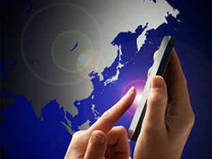 The number of users accessing the web on their mobile handsets in India is expected to reach 155 million by March this year.
