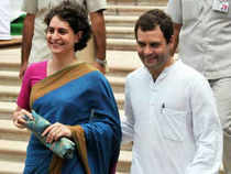 A senior party functionary, speaking on the condition of anonymity, said the meeting of party leaders with Rahul Gandhi lasted for around 50 minutes.
