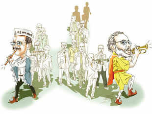 The emergence of AAP and its message of transparency may be giving food for thought to the business communities in India that were firmly backing Narendra Modi for his proaction