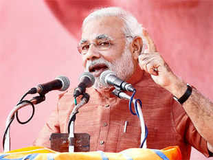 Modi tried to refute AAP leaders' simple lifestyles claiming that despite being in public life for several years, former PM Vajpayee has no house of his own.