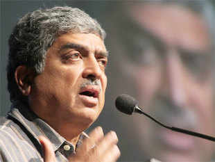 Nilekani'sshould aspire to become the CM ofKarnataka. Working in the trenches will enhance his skill set and will prepare him for future duels