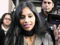 The filing states that because ofKhobragade'sdiplomatic status, the court did not have personal jurisdiction over her at the time of her arrest and indictment.