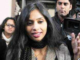 The filing states that because of Khobragade's diplomatic status, the court did not have personal jurisdiction over her at the time of her arrest and indictment.
