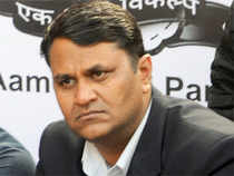 """Reacting to Delhi Chief Minister Arvind Kejriwal's claim that he had asked for a Lok Sabha ticket, Binny said, """"If Arvind bhai has said this then its unfortunate, then no one is a bigger liar than him. There was no talk of LS tickets."""""""