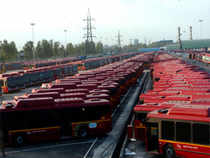 TheAamAadmiparty government decided to shift to a new location theDTCmillennium bus depot built on theYamunariver bed at a cost ofRs60 crore.