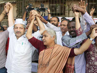 People with differing ideologies, objectives and ambitions have joined the party. Thus AAP faces the challenge of managing this motley crowd.