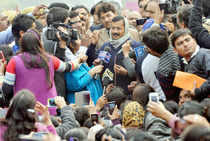 Crisis management: AAP encounters attack from all directions