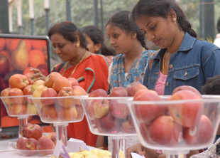 CCMB may grow apples in Araku Valley of Andhra Pradesh soon