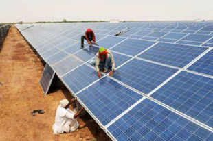 India andUAEhave signed an agreement to enhance cooperation in the areas of solar and wind power.