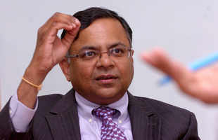 Our ambition is to be the partner of choice for global companies: N Chandrasekaran, CEO, TCS