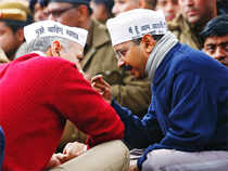 """AAP is the clear winner in this round, says sociologist Dipankar Gupta. """"In the eyes of the common man, Kejriwal has pulled-off another triumph. """""""