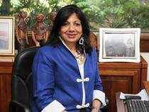 Biocon's chairman and managing director Kiran Mazumdar-Shaw said that the first biosimilar version of Swiss drug maker Roche's offering has expanded the market.