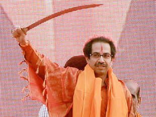 Uddhav Thackeray calls Arvind Kejriwal 'item girl, madari, joker'