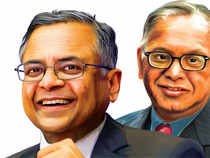 Infosys looks set to arrest its descent, Tata Consultancy Services still ahead in profitability