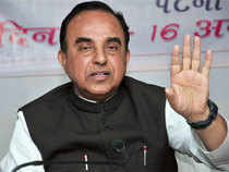 """Subramanian Swamy questioned Rahul's stand, asking, """"Did Rajiv Gandhi preside over the massacre of Sikhs in 1984?"""" """"More people died in the 1984 riots."""""""