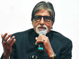 "Bachchan said he could not reply immediately, but it made him feel ""this impression is on the mind of the people…"""