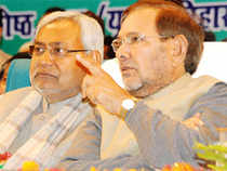 The first step towards formalisation of the third front or third force will be a meeting of the leaders of 11 parties on Wednesday, saidSharad Yadav