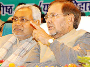 The first step towards formalisation of the third front or third force will be a meeting of the leaders of 11 parties on Wednesday, said Sharad Yadav