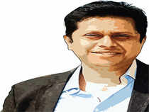 """""""In 18 months, we want to cross Shoppers Stop and Lifestyle in sales and become the largest fashion retailer in the country,"""" said Myntra's founder Mukesh Bansal."""