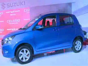 Maruti Suzuki Celerio will be available in three trim levels – Lxi, Vxi and Zxi. The hatchback will take on the Hyundai i10.