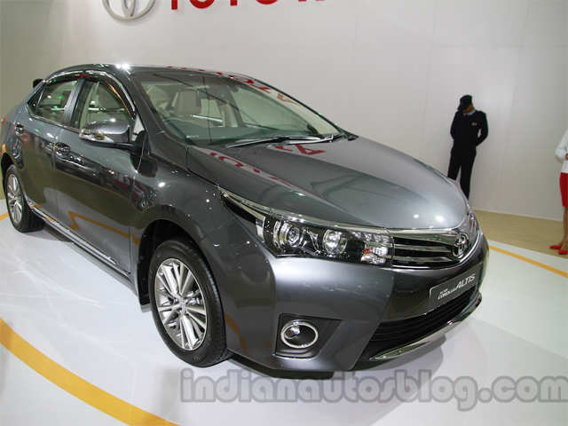 new car launches may 2014Launch in May 2014  2014 Toyota Corolla Altis Whats new in the