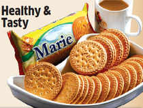 Future Group's CEO Devendra Chawla said biscuit companies are strengthening Marie segment to position it as a family biscuit which is healthy and good for all ages.