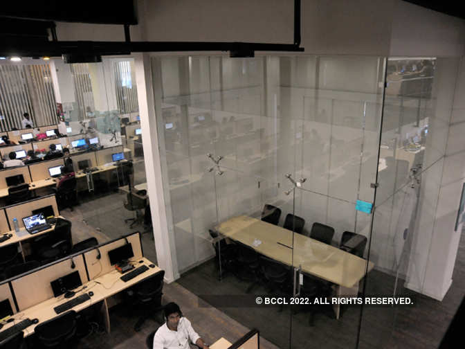 How quikr 39 s office design pays homage to steve jobs for Office design jobs