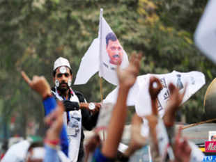 The Aam Aadmi Party announced its first list of 20 candidates for the upcoming Lok Sabha elections, pitting its leaders against heavy weights.