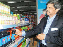 Shivakumar led a team of PepsiCo executives on a day-long mkt visit across Chandigarh, interacting with retailers & consumers and giving away doses of marketing insights that indicated how he plans to address challenges in mkt.
